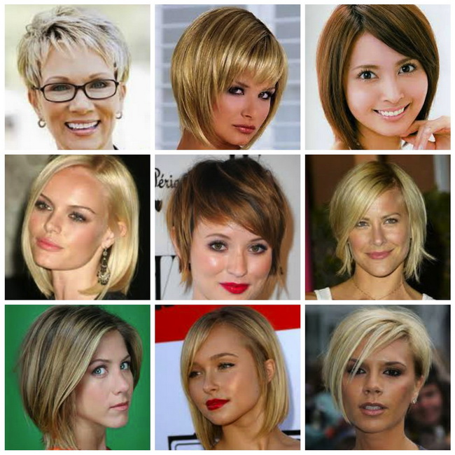 Short Natural Hairstyles 2015
