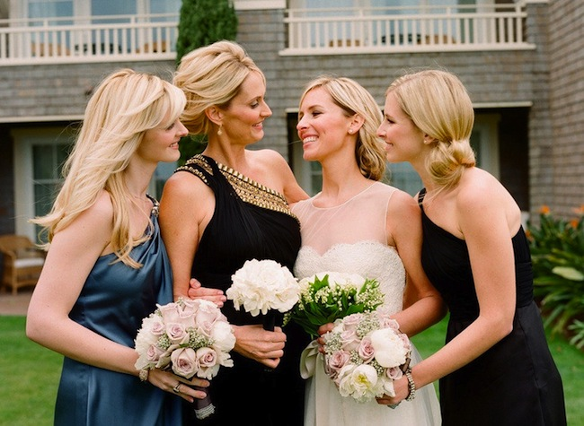 bridesmaids hairstyles down Bridesmaids Hairstyles for short & medium & long hair