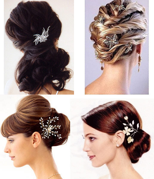 Admirable Bridesmaids Hairstyles For Short Amp Medium Amp Long Hair Yve Style Com Hairstyles For Women Draintrainus