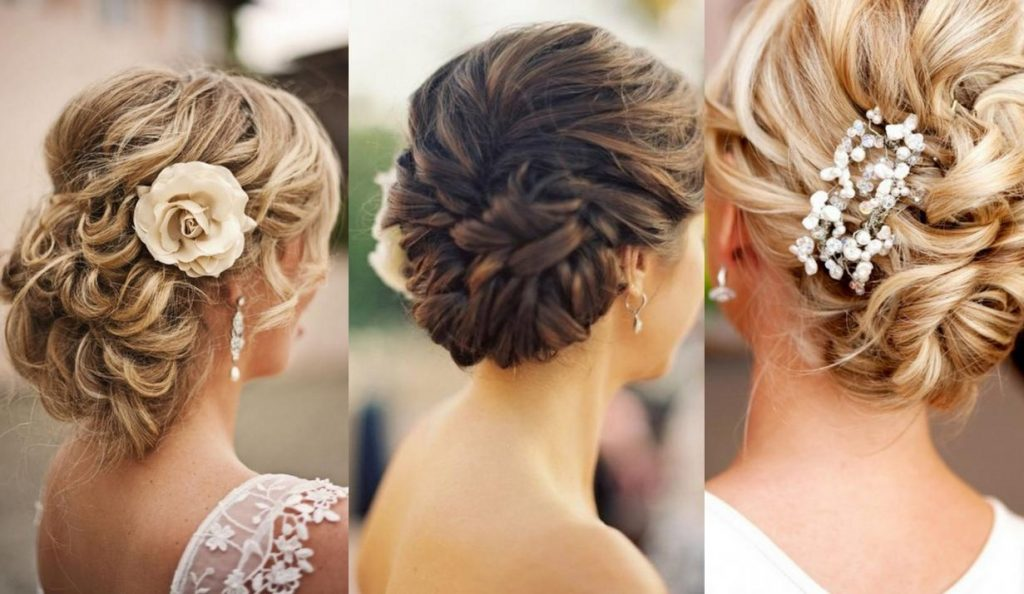 bridesmaids hairstyles up
