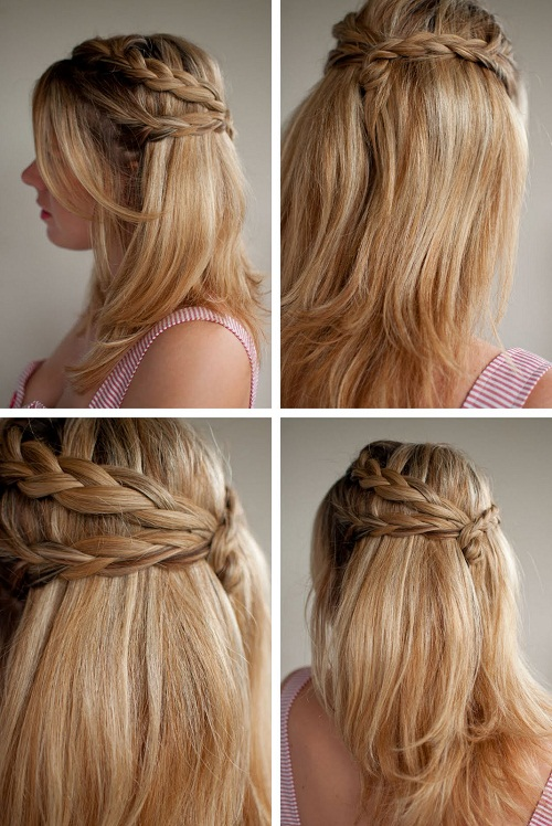 bridesmaids hairstyles updos Bridesmaids Hairstyles for short & medium & long hair