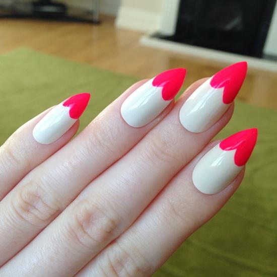 classy nail designs Stiletto nail designs: most beautiful ideas