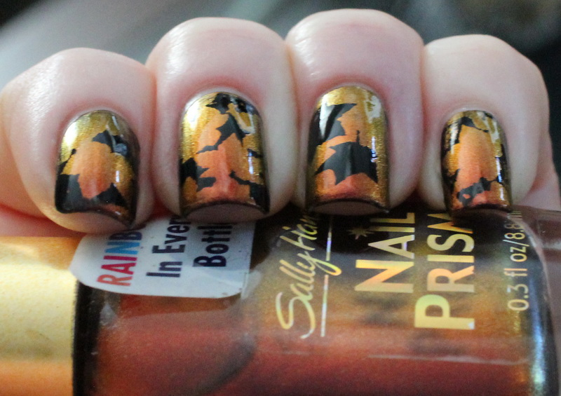 cool fall nail designs