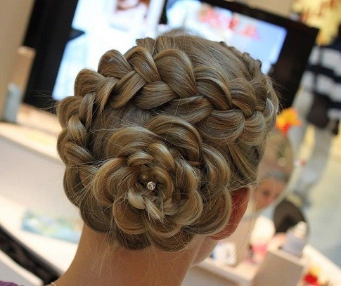 cool hairstyles for medium hair