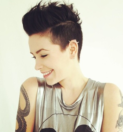 cool hairstyles for short hair Cool Hairstyles for girls and women