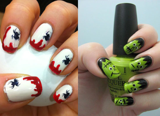 cool halloween nail designs Halloween Nail Designs pictures