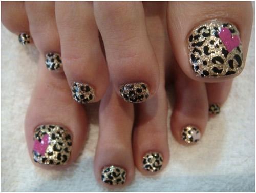 creative nail design Toe Nail Designs 2015