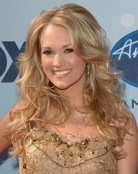 curly hairstyles for long hair Long curly hairstyles 2015