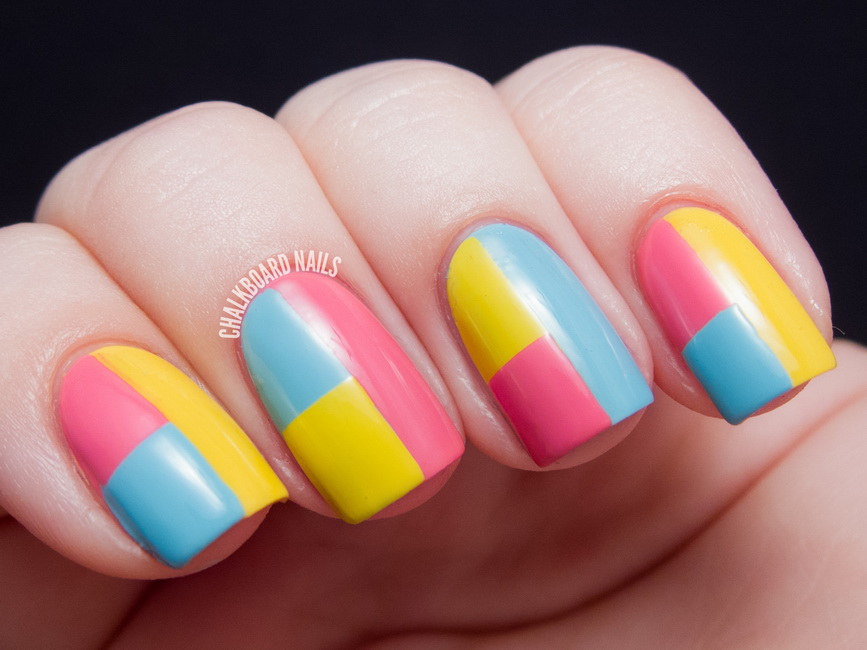 cute easy spring nail designs