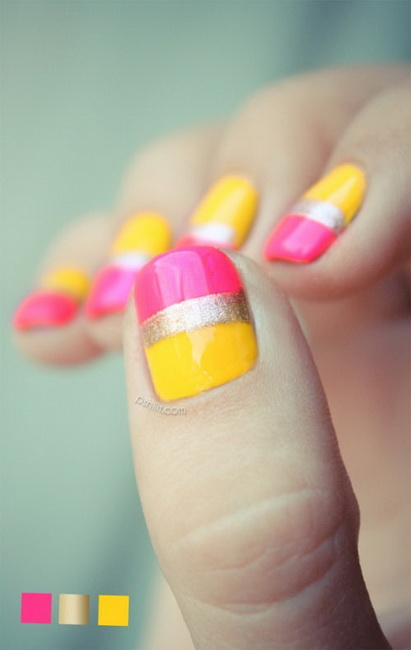 cute easy summer nail designs Most beautiful 25 Summer Nail Designs