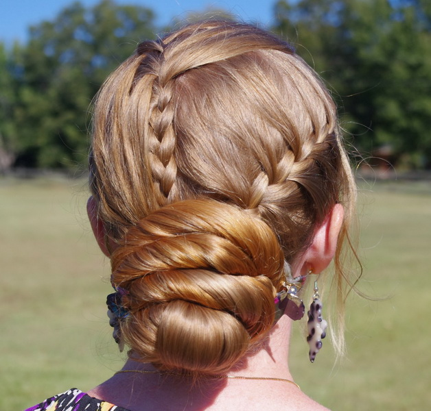 cute french braided hairstyles French braided hairstyles