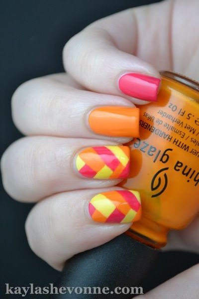 cute nail designs for summer Most beautiful 25 Summer Nail Designs