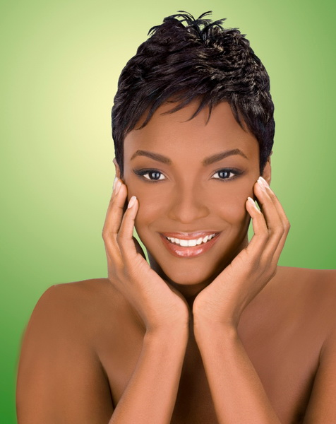 cute short hairstyles for black women Cute short hairstyles for modern women