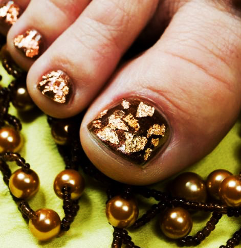 cute toe nail designs