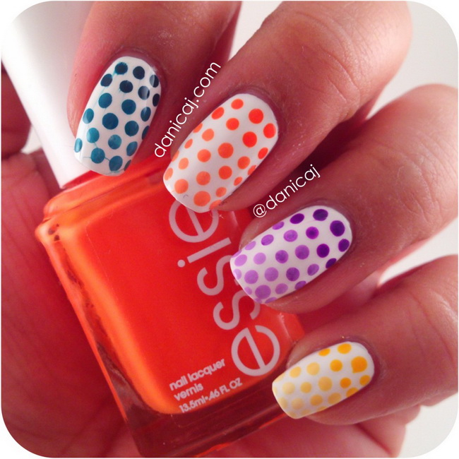 easy spring nail designs