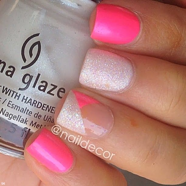 easy summer nail designs Most beautiful 25 Summer Nail Designs