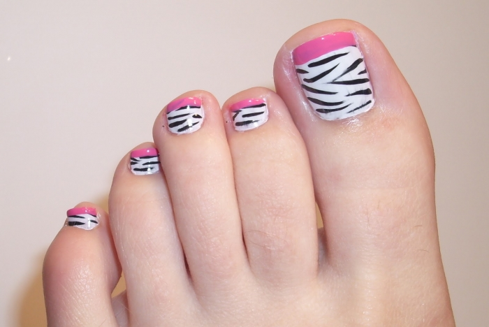 Toe Nail Designs 2018 - 16 stylish models - Yve Style