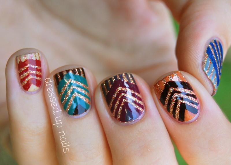 Nail Design Ideas Fall 2015 - Nail Arts