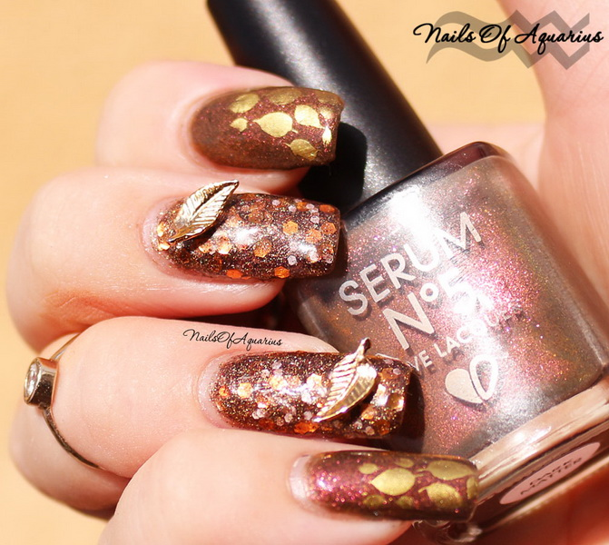 Nail Design Ideas Fall 2015 - Nail Arts