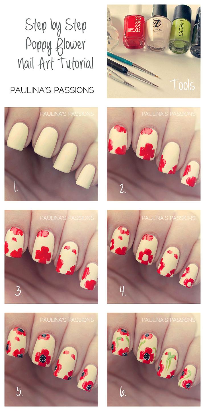 flower-nail-art-designs-tutorial-step-by-step