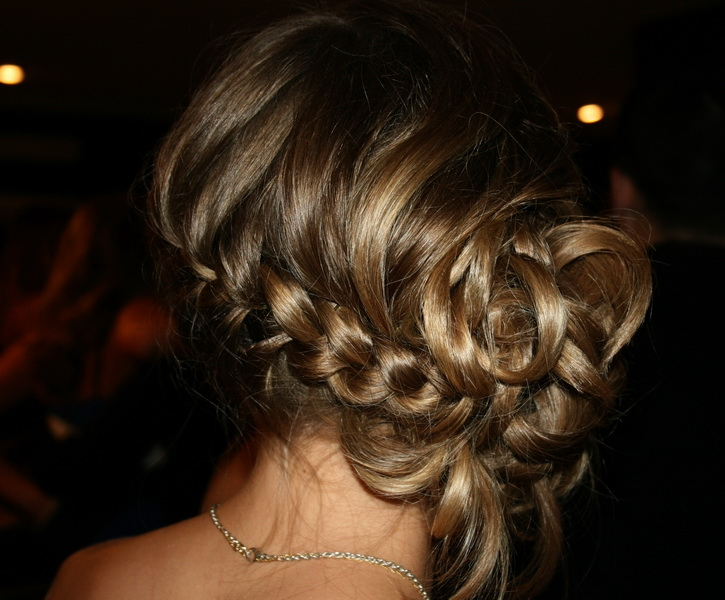 french braid hair styles French braided hairstyles