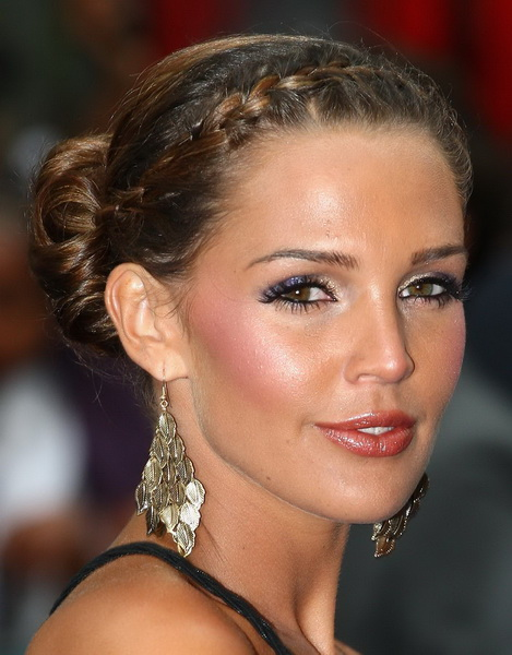 French braided hairstyles - yve-style.com