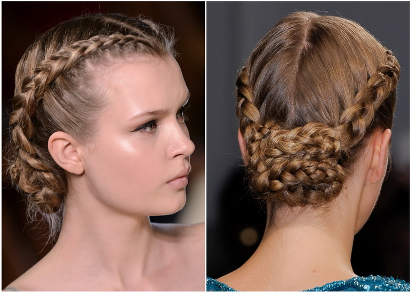 french braiding styles French braided hairstyles
