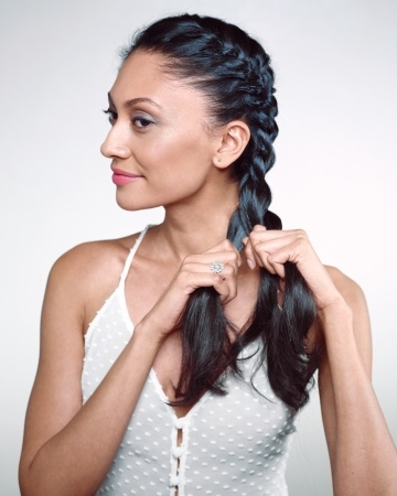 french braids styles French braided hairstyles