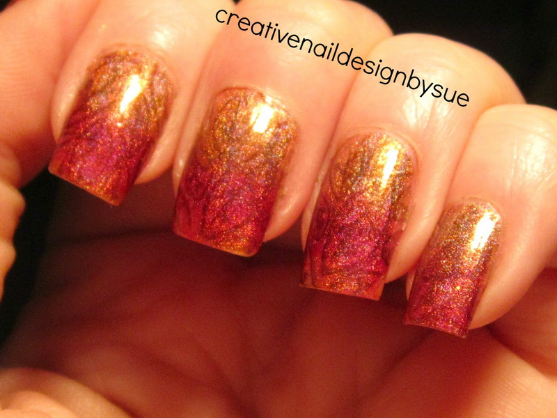 fun fall nail designs