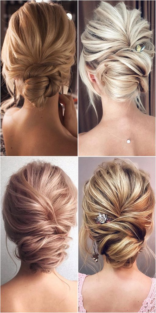 hairstyles for bridesmaids down