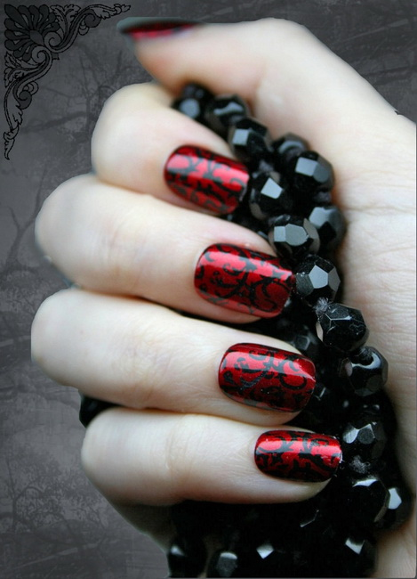halloween nail art designs Halloween Nail Designs pictures