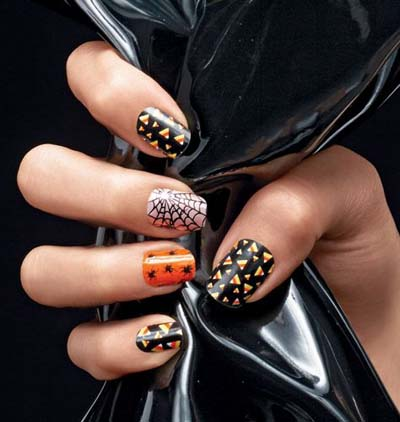 halloween nail design Halloween Nail Designs pictures