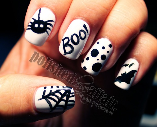 halloween nail ideas Halloween Nail Designs pictures