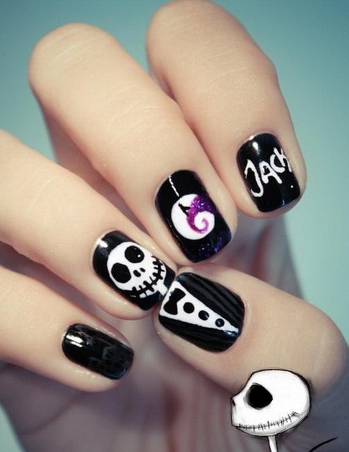 halloween nail polish Halloween Nail Designs pictures