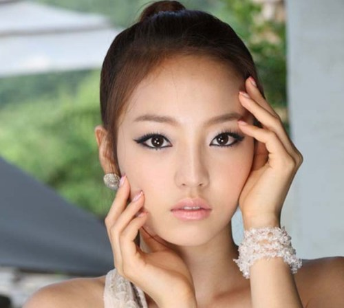 korean eye makeup Korean makeup tutorial and pictures