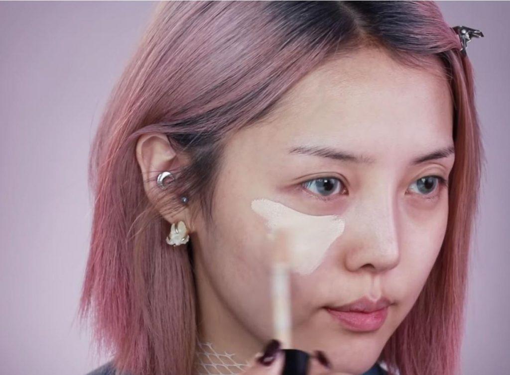 korean makeup CONCEALER
