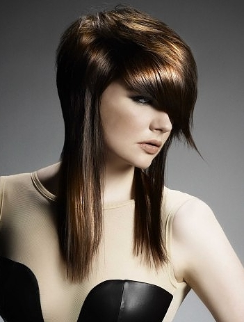 layered hairstyles with bangs Layered hairstyles for short medium long length hair