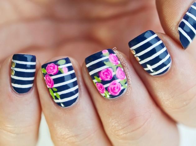 nail designs for spring Top 30 Spring Nail Designs