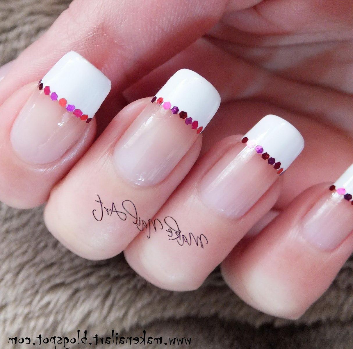 nail designs french tip