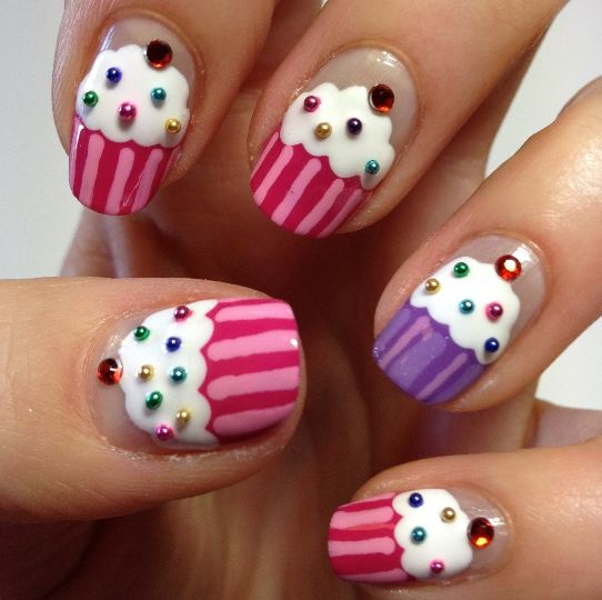 nails art design Top 30 Spring Nail Designs