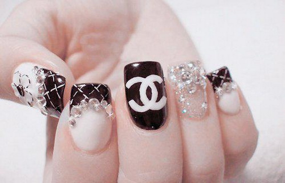 nails with designs Top 30 Spring Nail Designs