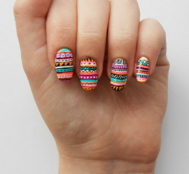 nails with designs1 Fall Nail Designs 2015