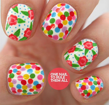 new spring nail designs Top 30 Spring Nail Designs
