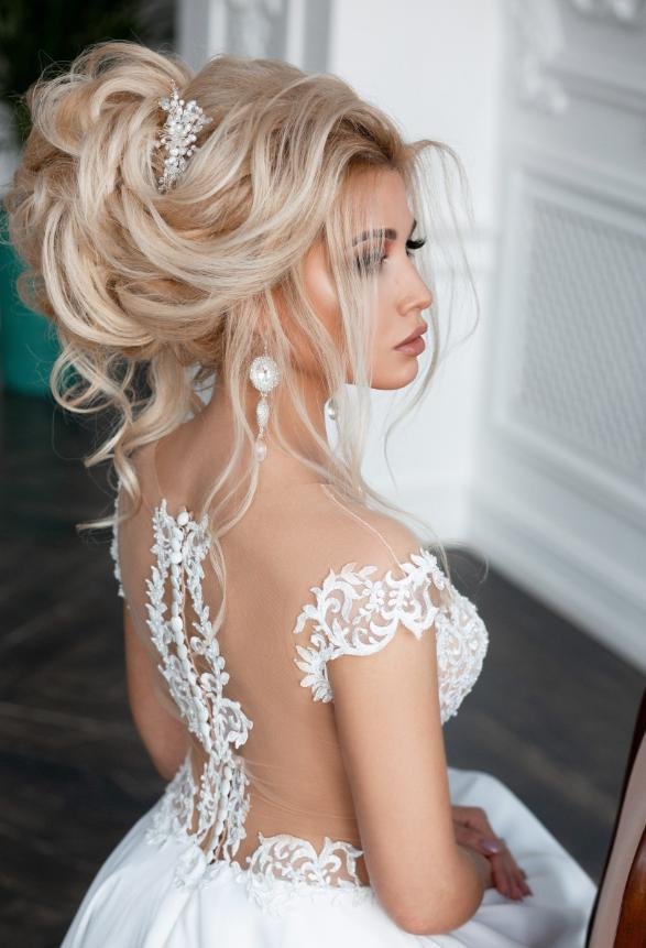 new wedding hairstyle