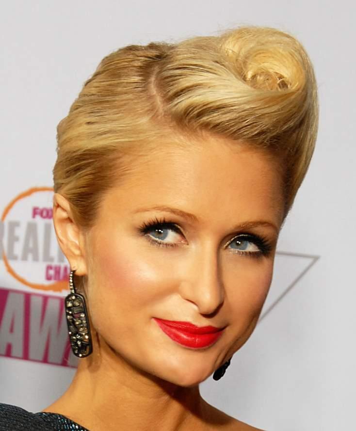 pin up hairstyles for natural hair