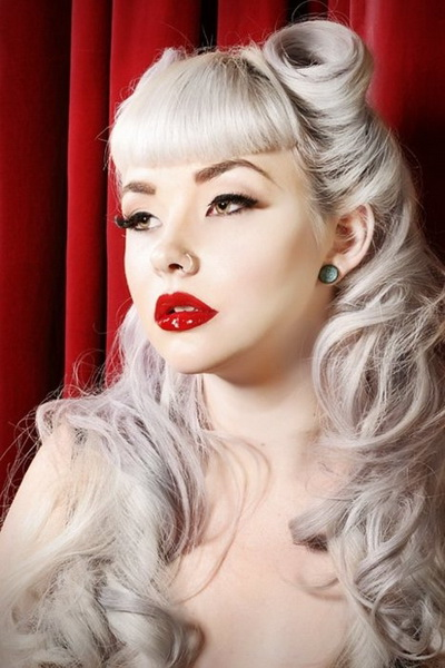 pin up style hair 15 pin up hairstyles easy to make yve style 1826