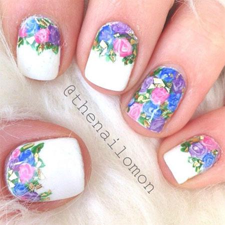 pretty spring nail designs Top 30 Spring Nail Designs