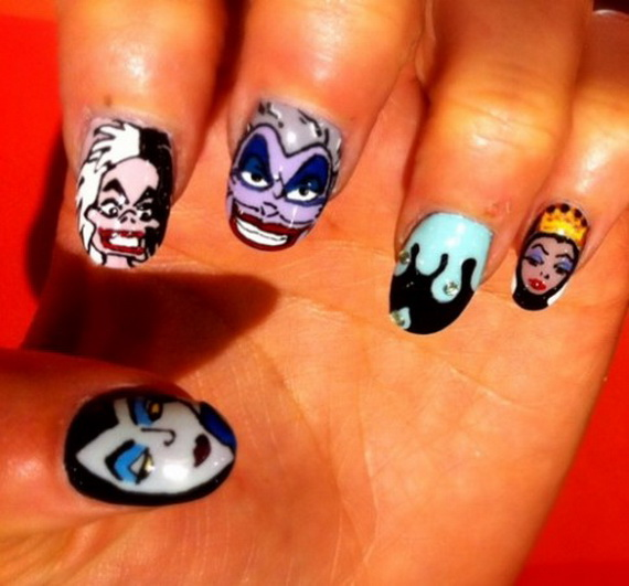 scary halloween nail designs Halloween Nail Designs pictures