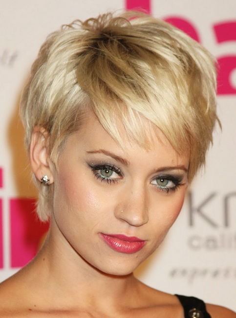 short natural hair cuts 20 Short Natural Hairstyles easy to do