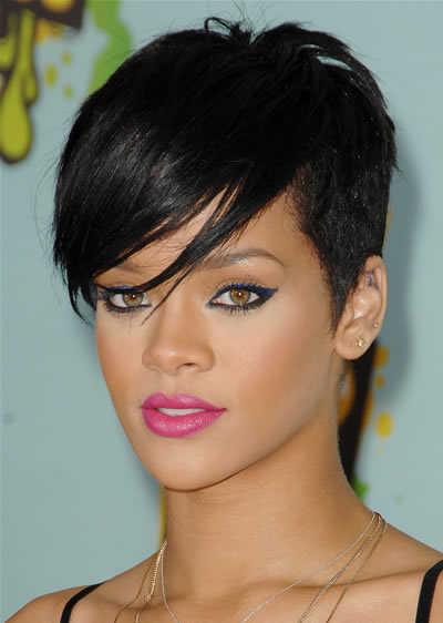 short natural hairstyles for black women1 20 Short Natural Hairstyles easy to do